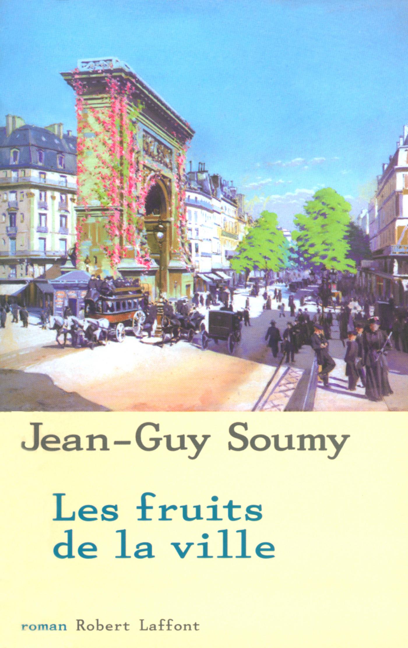 Les fruits de la ville | SOUMY, Jean-Guy