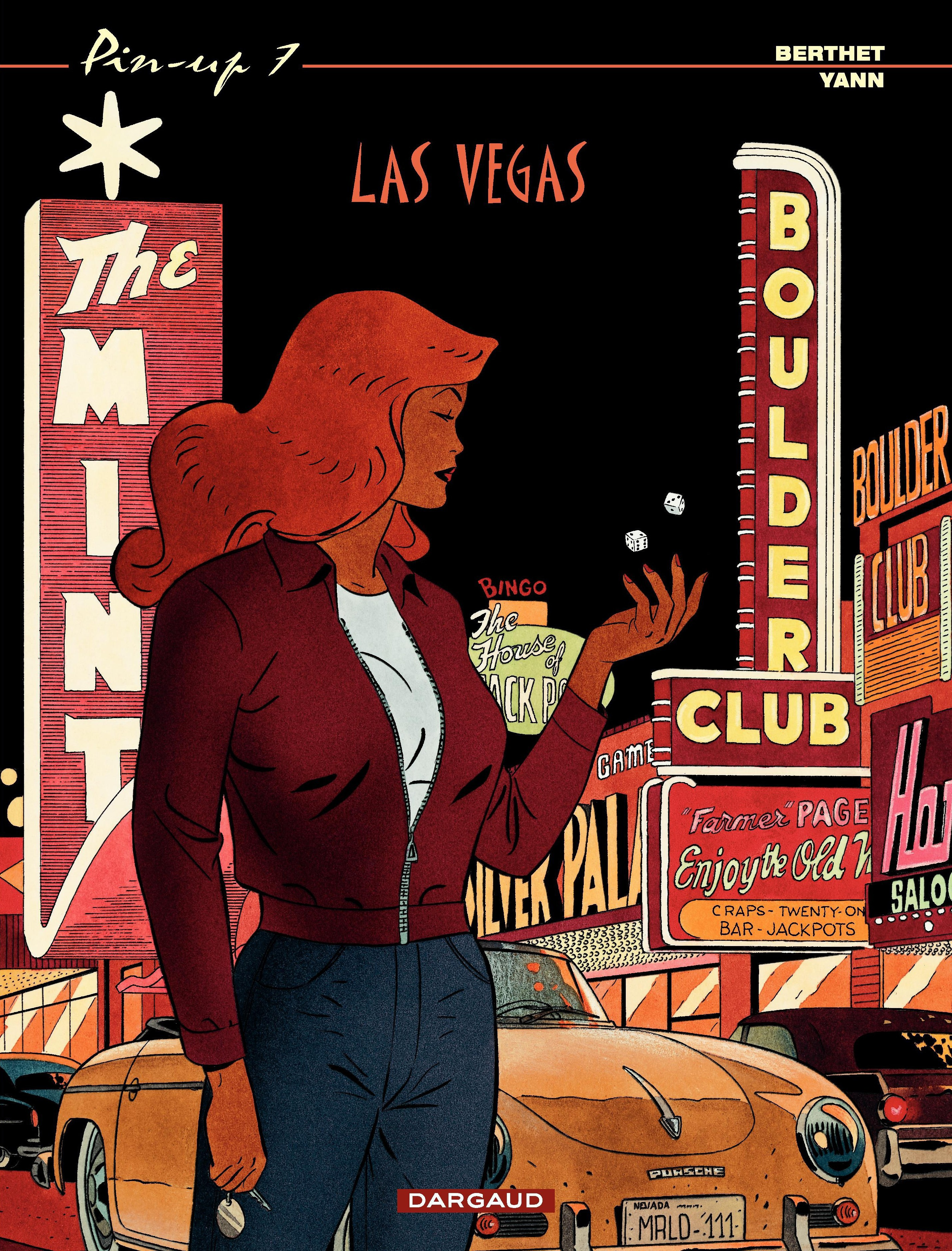 Pin-up - tome 7 - Las Vegas