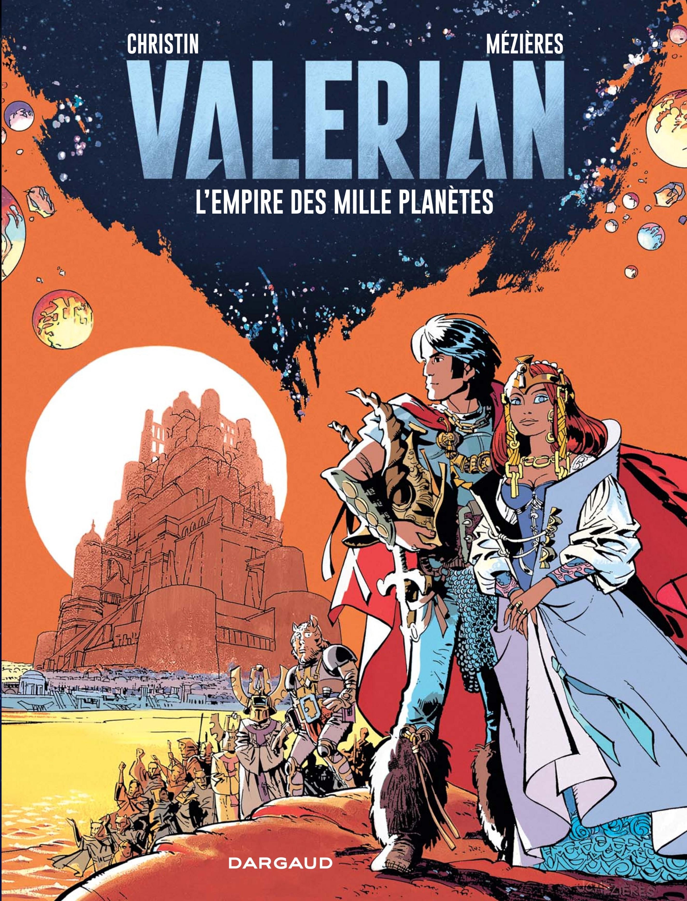 Valérian - Tome 2 - Empire des mille planètes - édition spéciale
