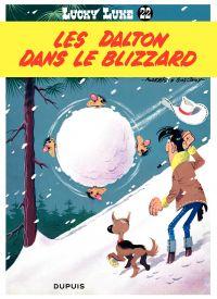 Lucky Luke - Tome 22 - LES DALTON DANS LE BLIZZARD | Morris, . Illustrateur