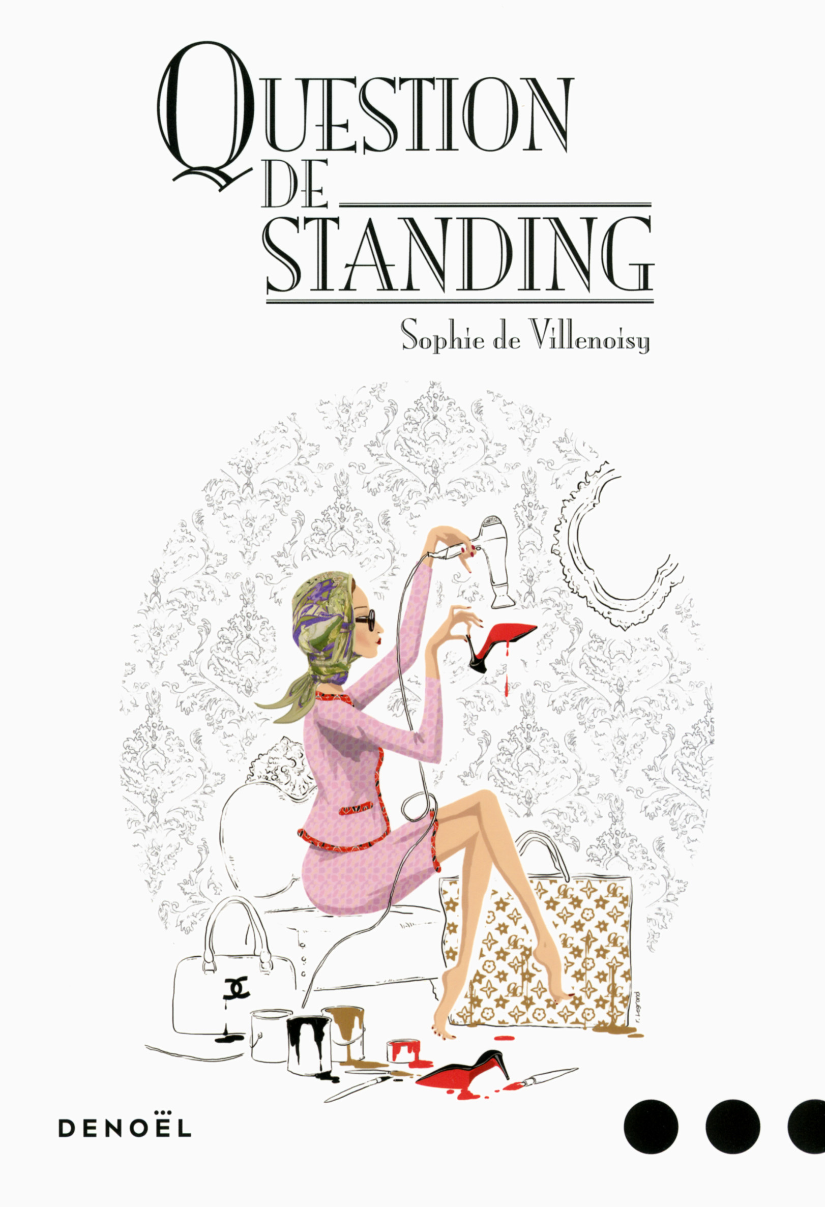 Question de standing | Villenoisy, Sophie de