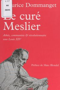 Le curé Meslier