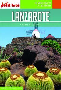 LANZAROTE 2018/2019 Carnet Petit Futé | Auzias, Dominique