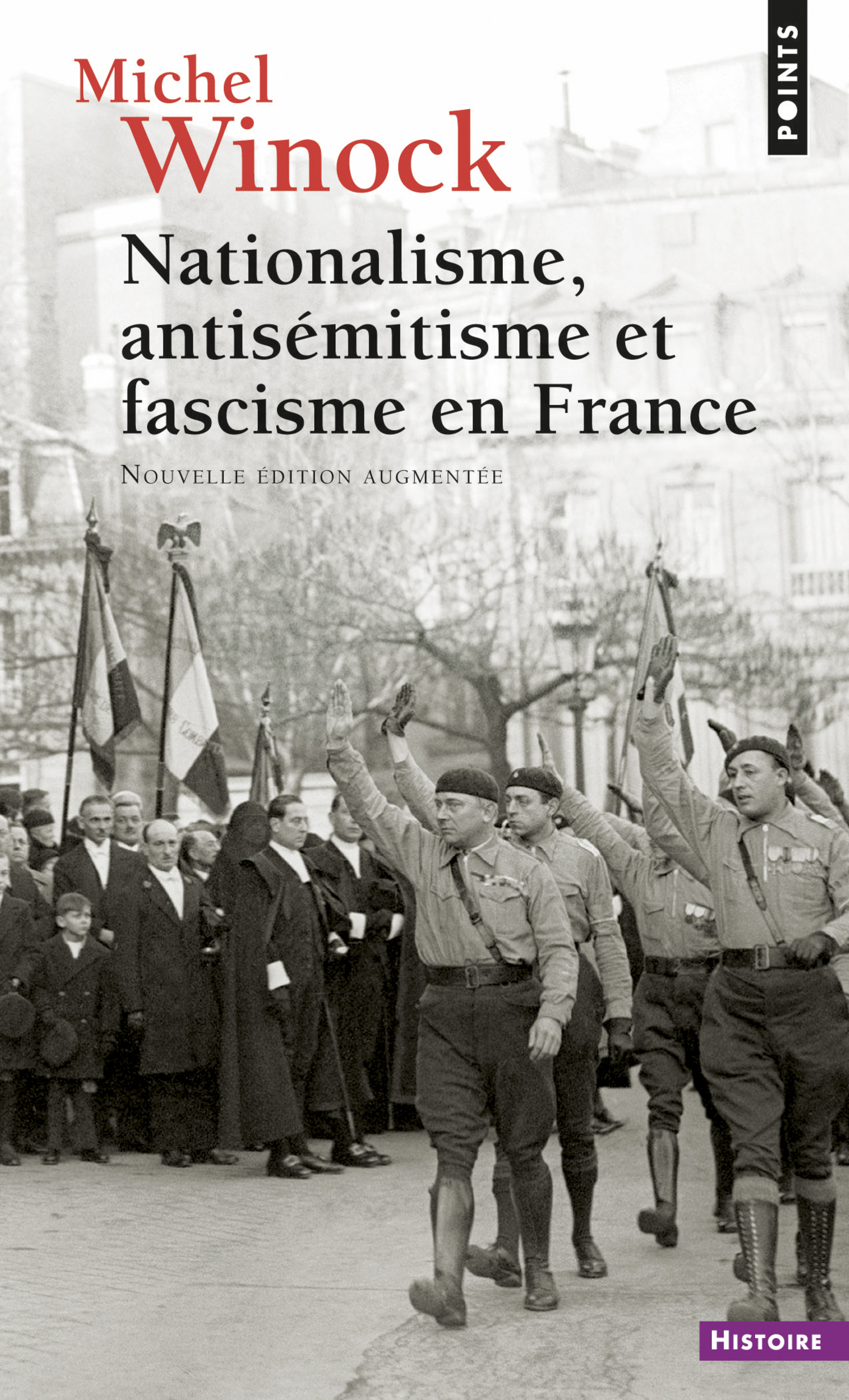 Nationalisme, Antisémitisme et Fascisme en France