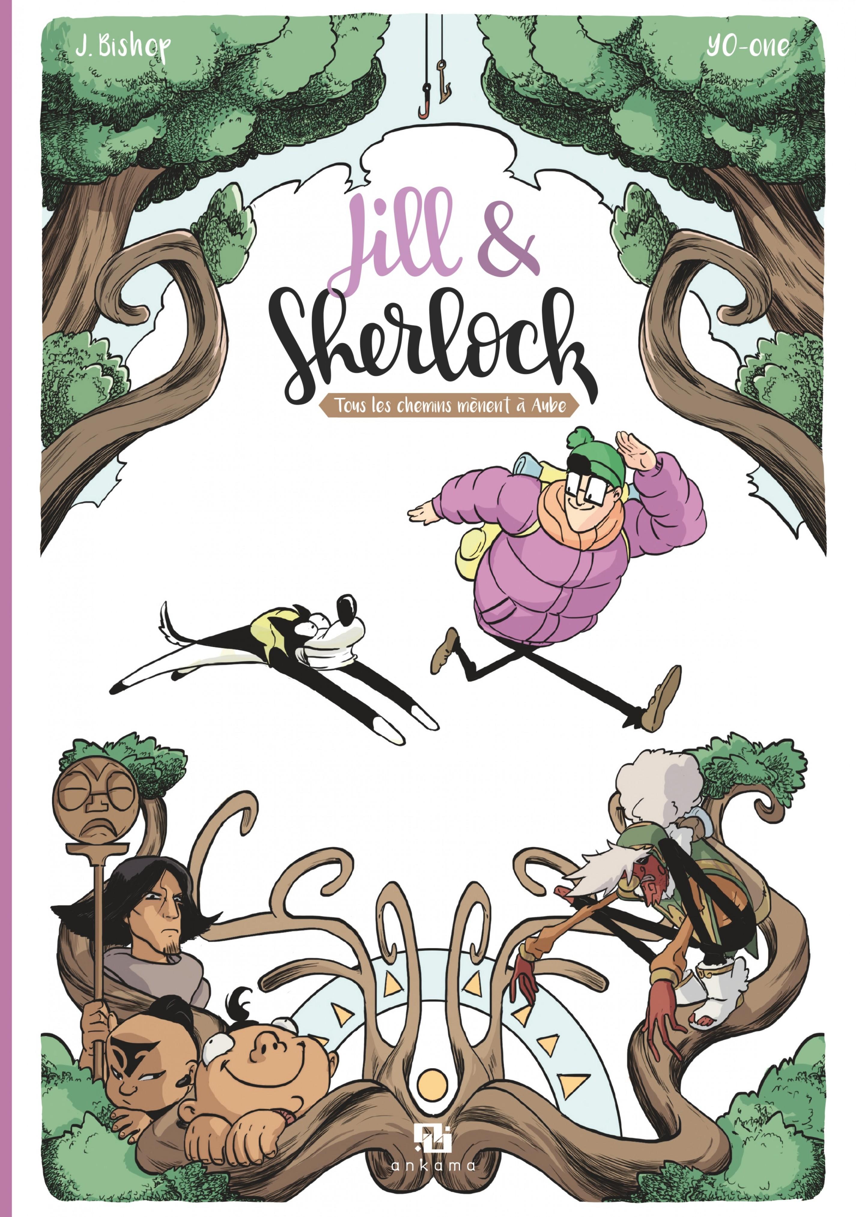 Jill et Sherlock - Jill et Sherlock : Tous les chemins mènent à Aube