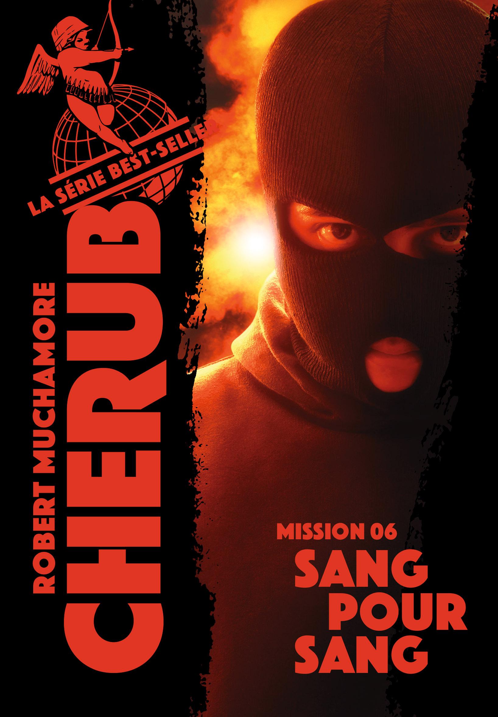 Cherub (Mission 6) - Sang pour sang