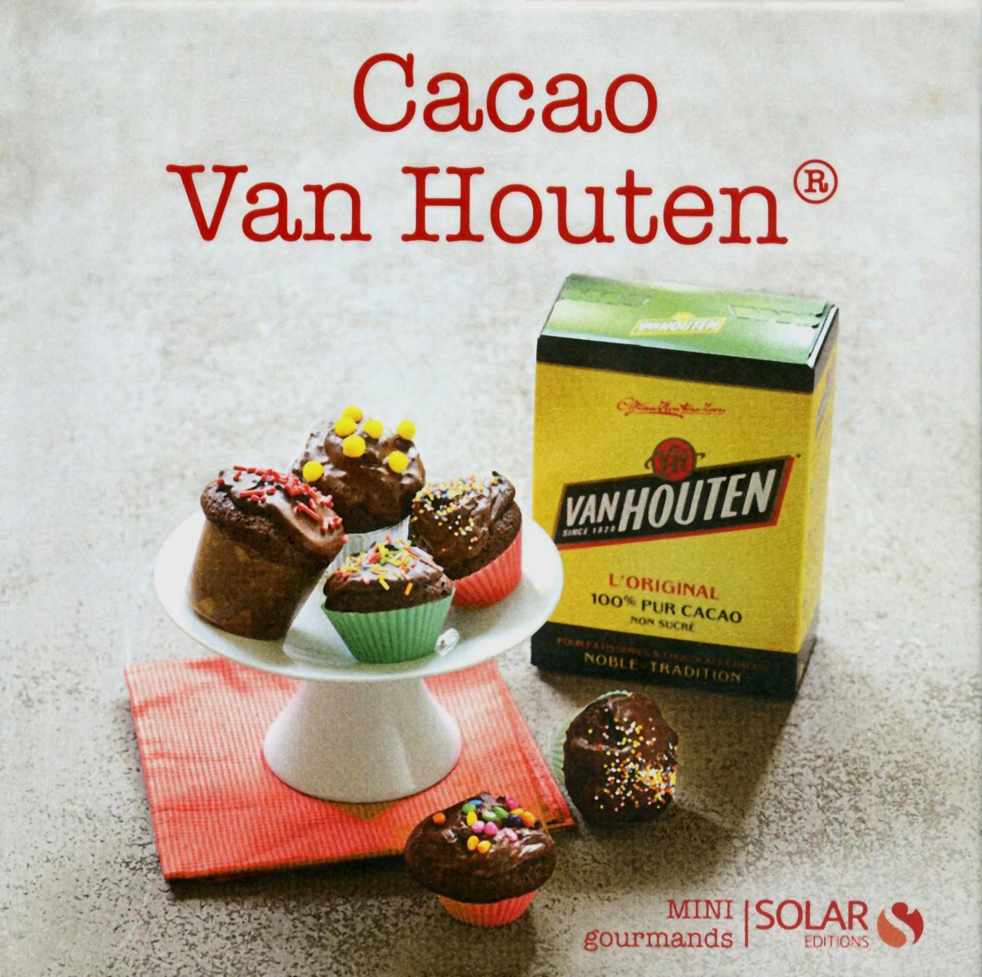 Cacao Van Houten - Mini gourmands