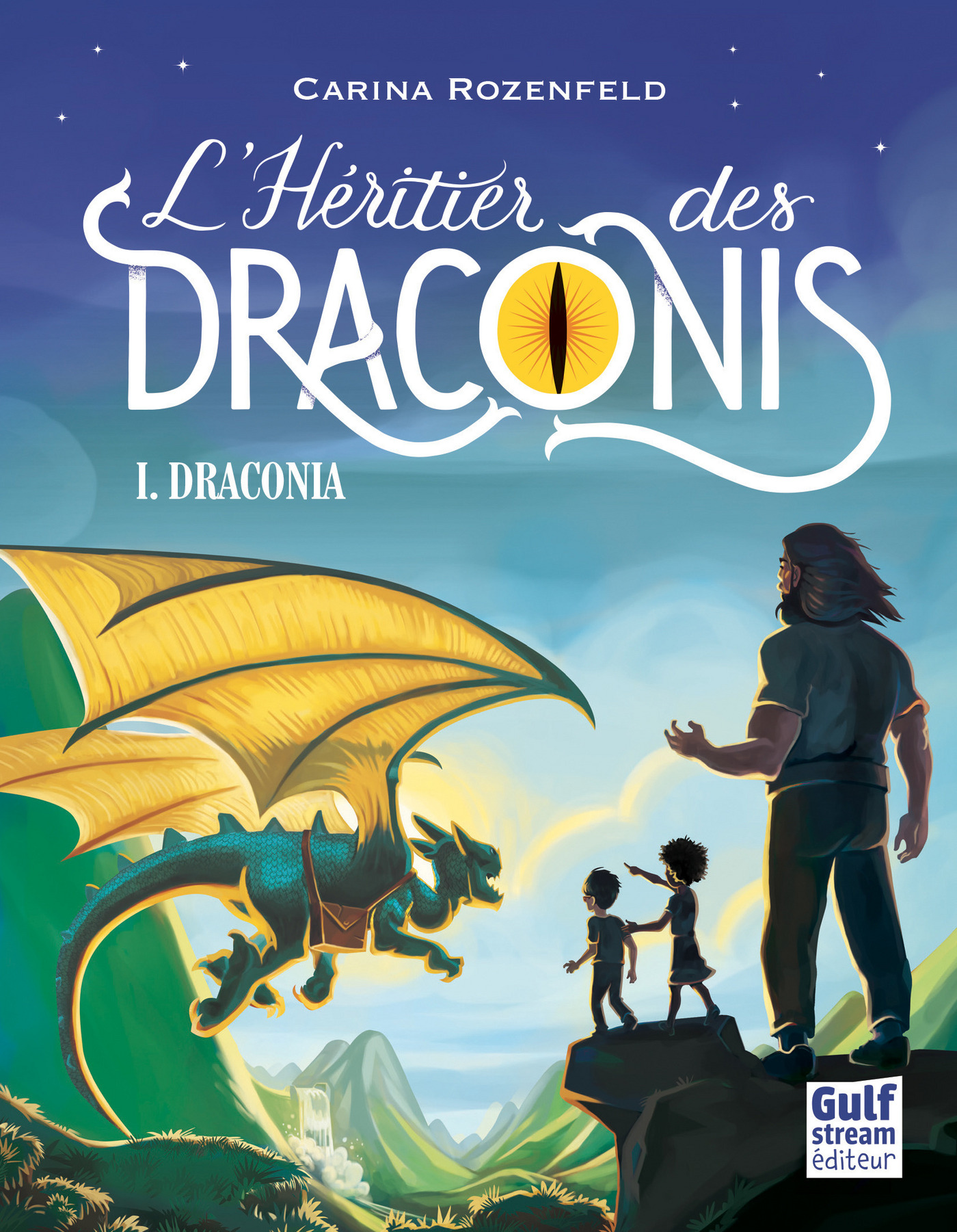Draconia - tome 1 L'Héritie...