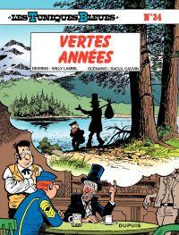Les Tuniques bleues. Volume 34, Vertes années