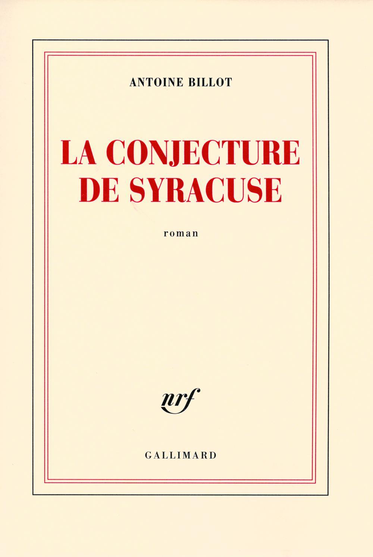 La conjecture de Syracuse