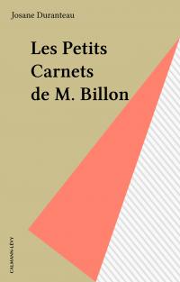 Les Petits Carnets de M. Bi...