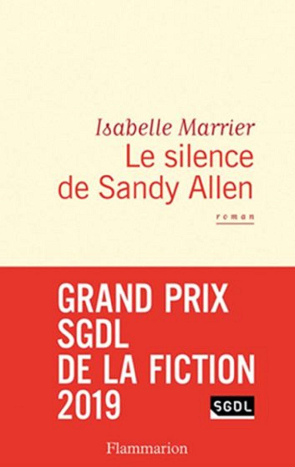 Le Silence de Sandy Allen |
