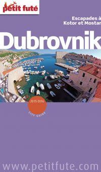 Dubrovnik 2015 Petit Futé