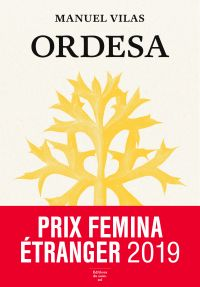 Ordesa - Prix Femina étranger 2019 | Vilas, Manuel. Auteur