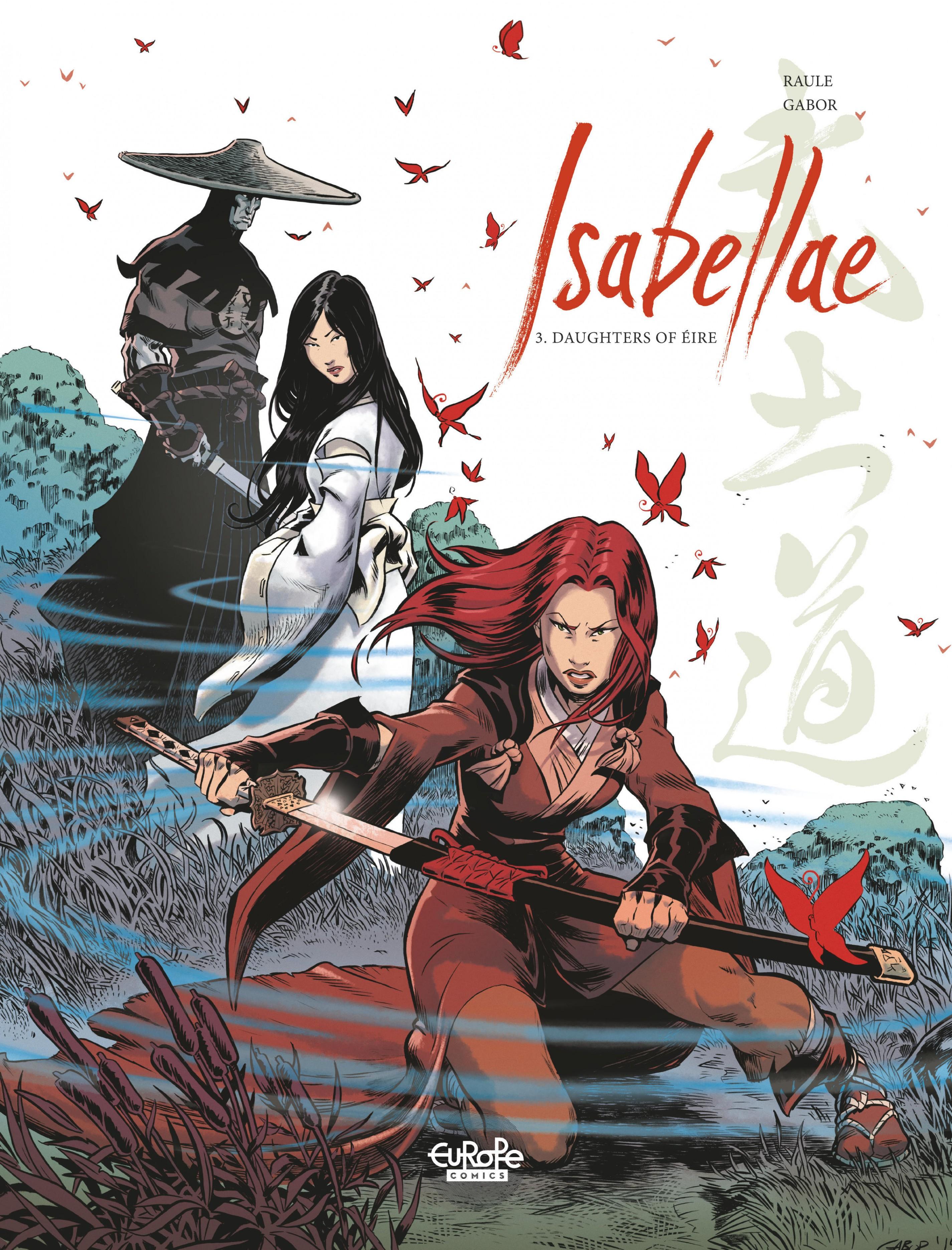 Isabellae - Volume 3 -  Dau...