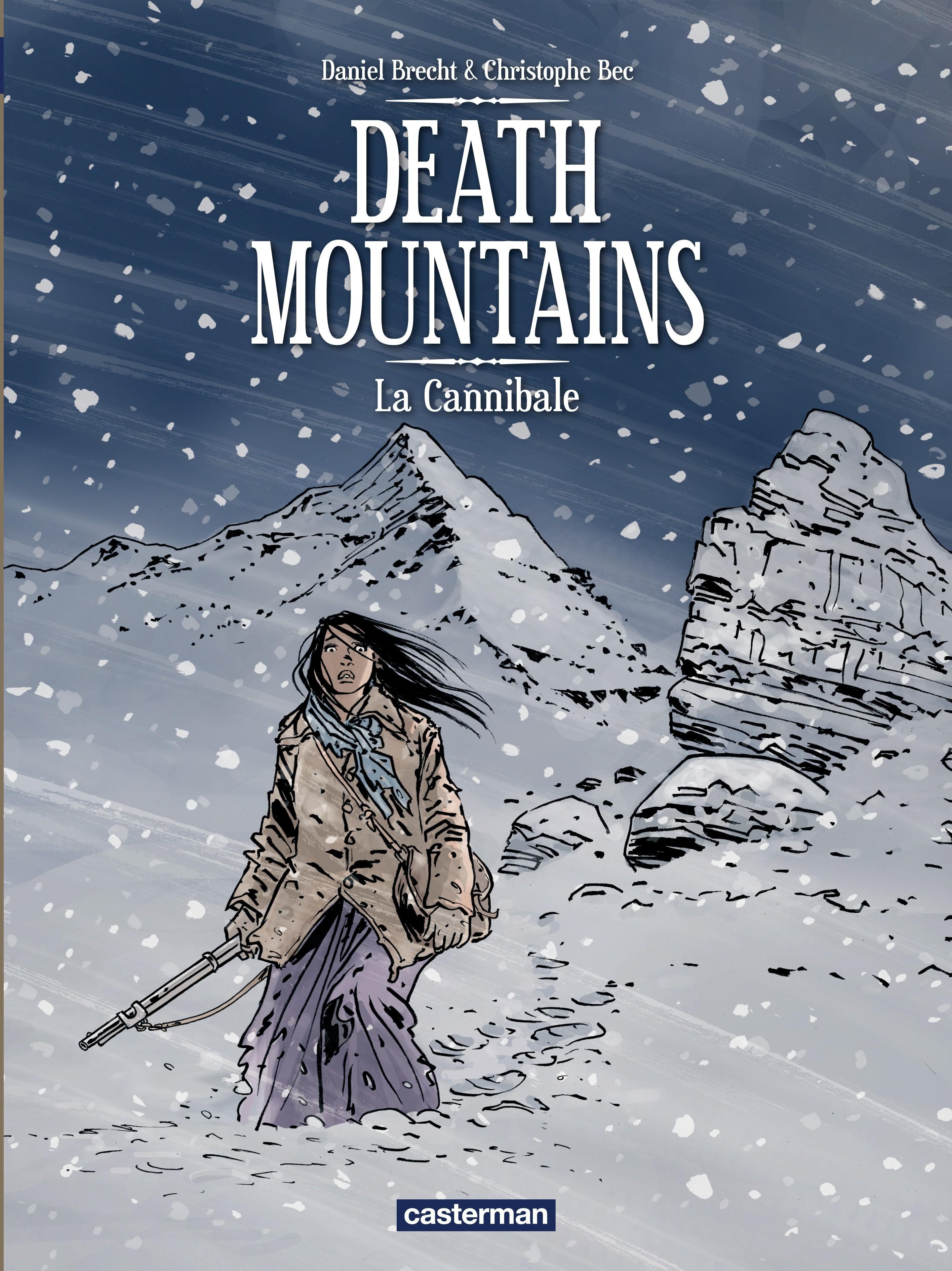 Death Mountains (Tome 2)  - La Cannibale