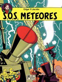 Les aventures de Blake et Mortimer. Volume 8, SOS météores