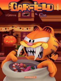 Image de couverture (Garfield et Cie - Tome 3 - Catzilla (3))