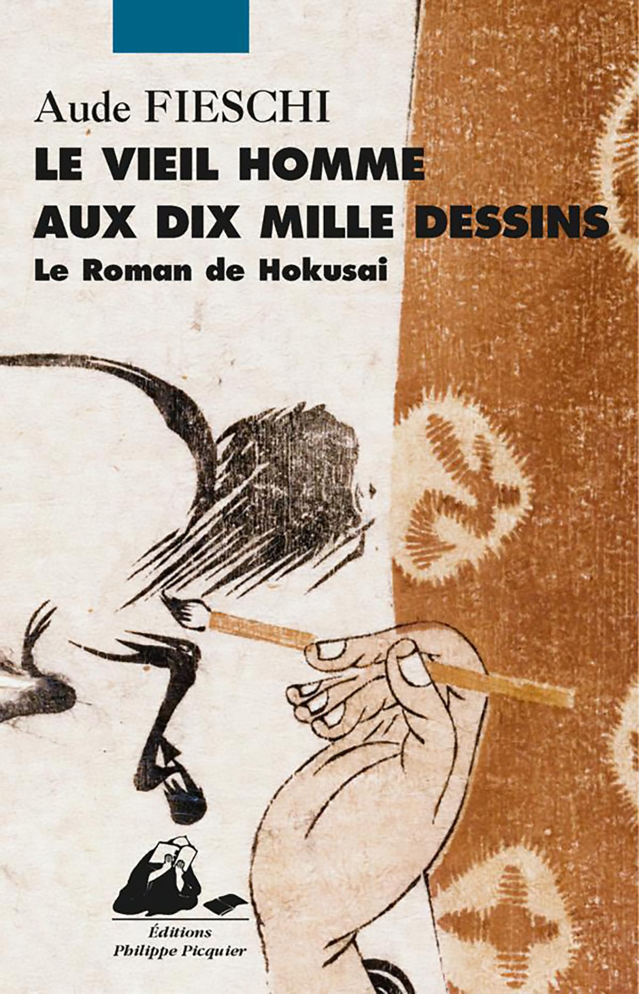 Le Vieil homme aux dix mille dessins | FIESCHI, Aude