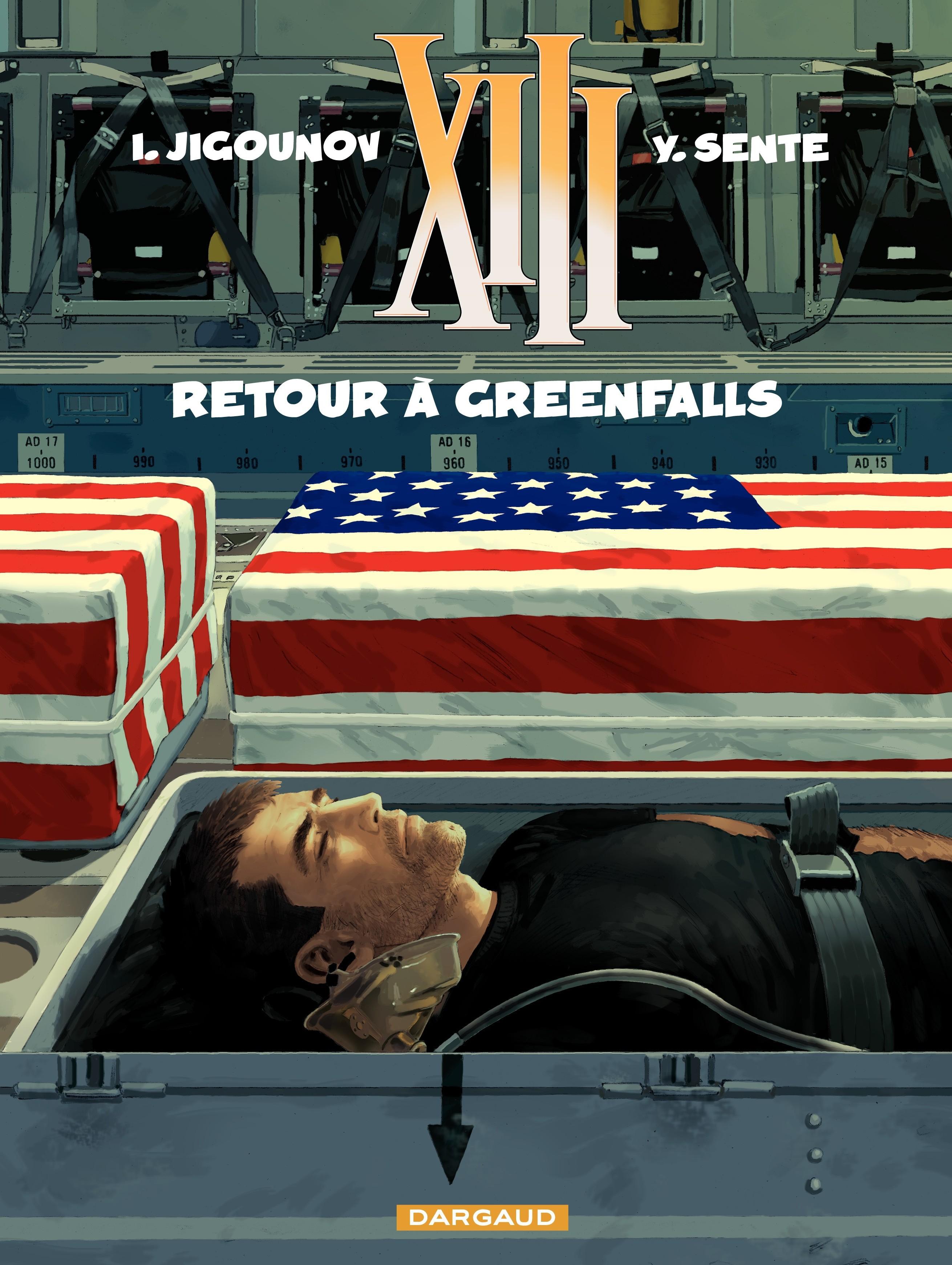 XIII - Tome 22 - Retour à Greenfalls