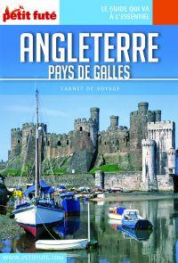 ANGLETERRE / PAYS DE GALLES 2018 Carnet Petit Futé | Auzias, Dominique. Auteur