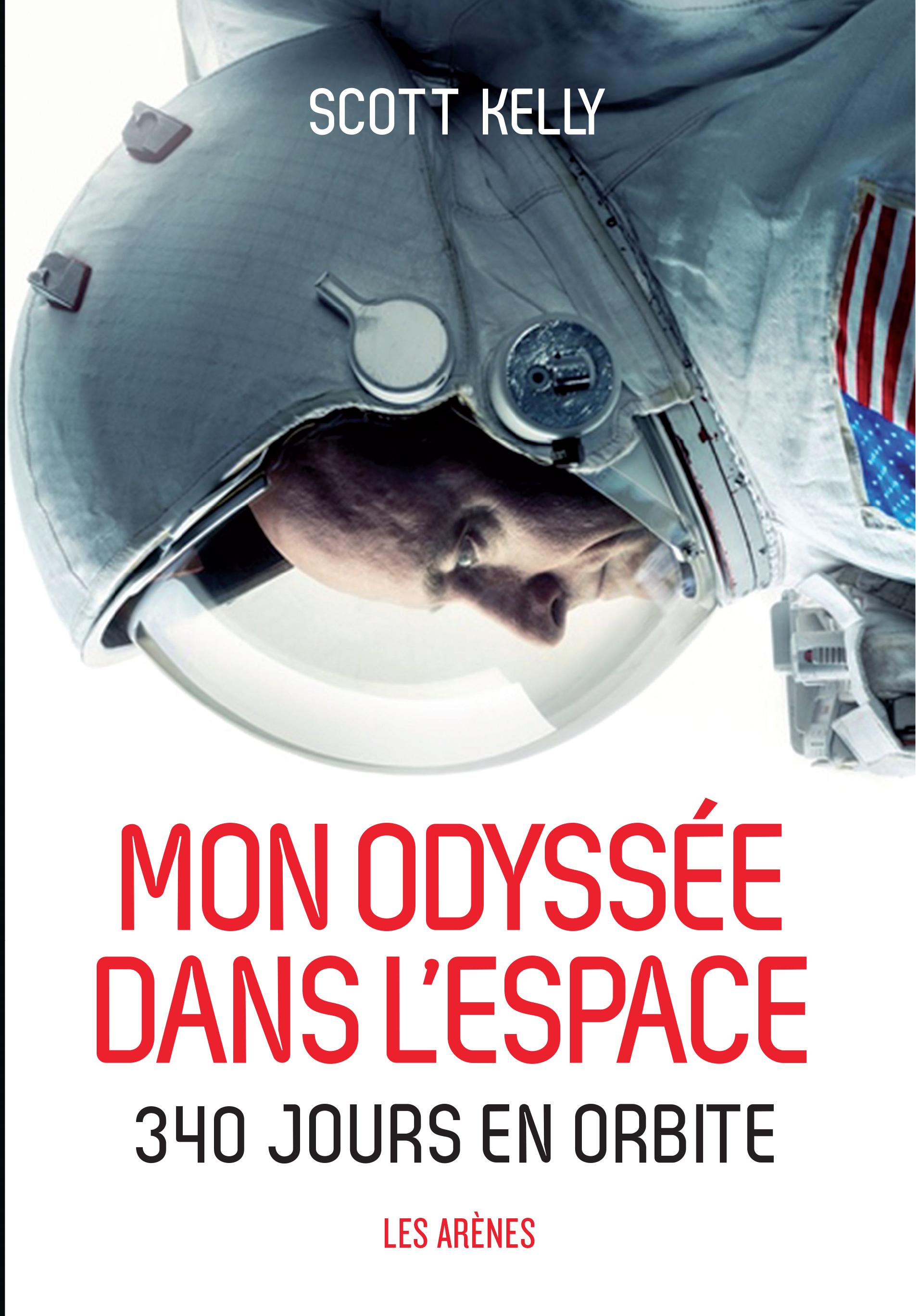 Vignette du livre Mon odyssée dans l'espace