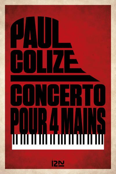 Concerto pour quatre mains   COLIZE, Paul