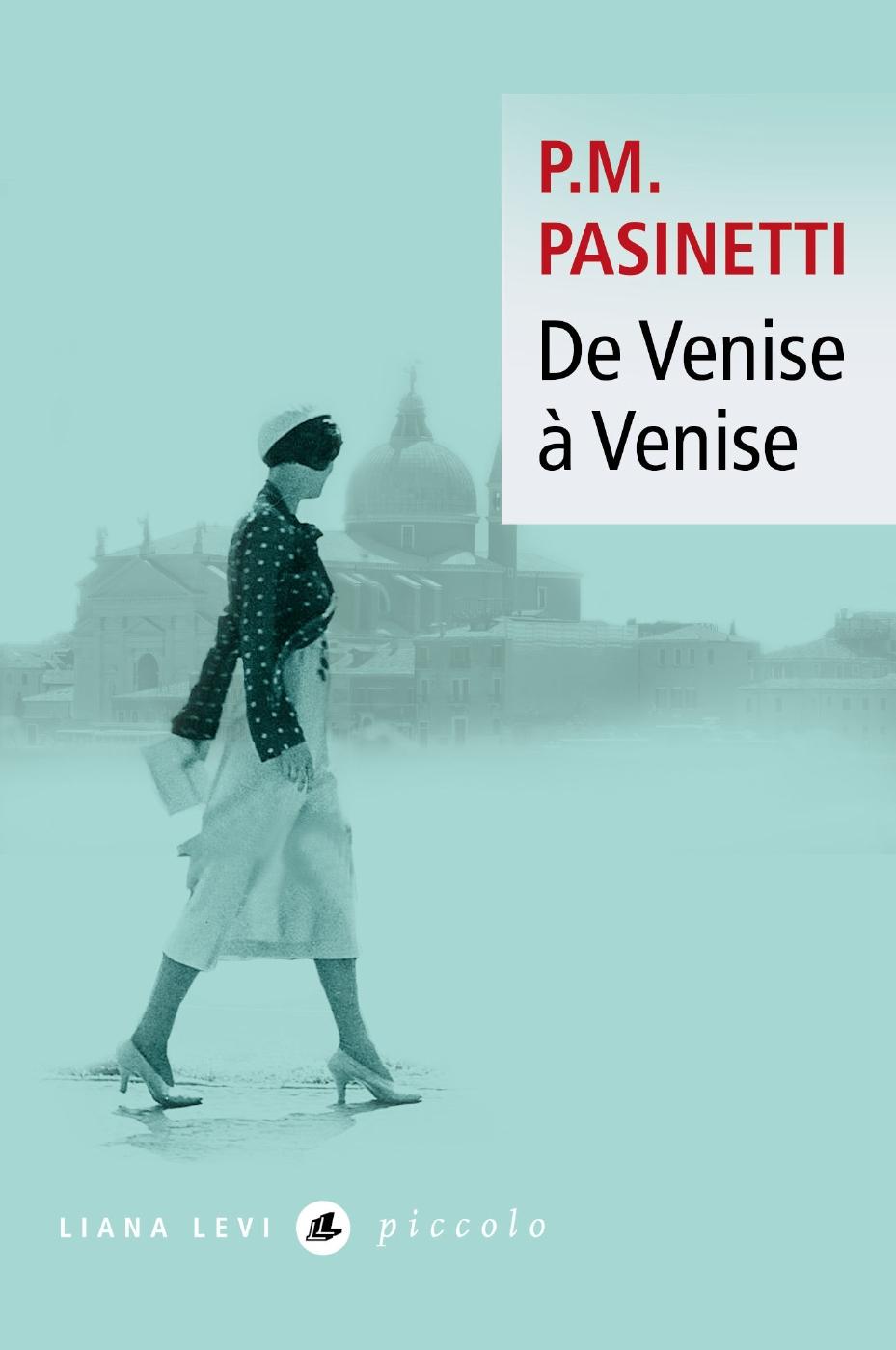 De Venise à Venise | Pasinetti, P. M.