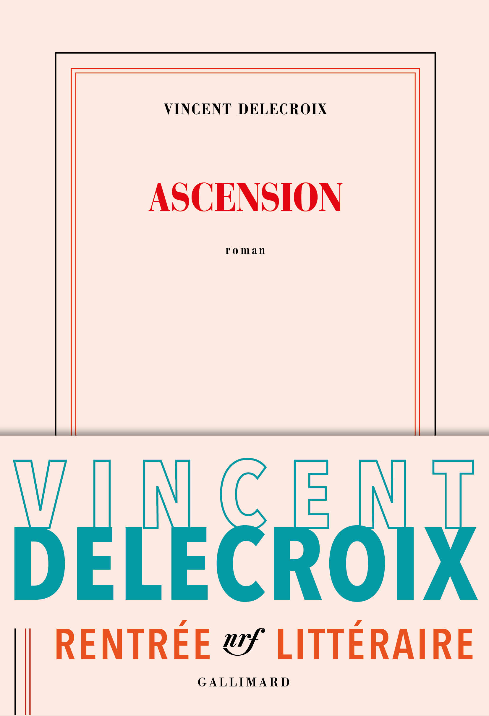 Ascension | Delecroix, Vincent