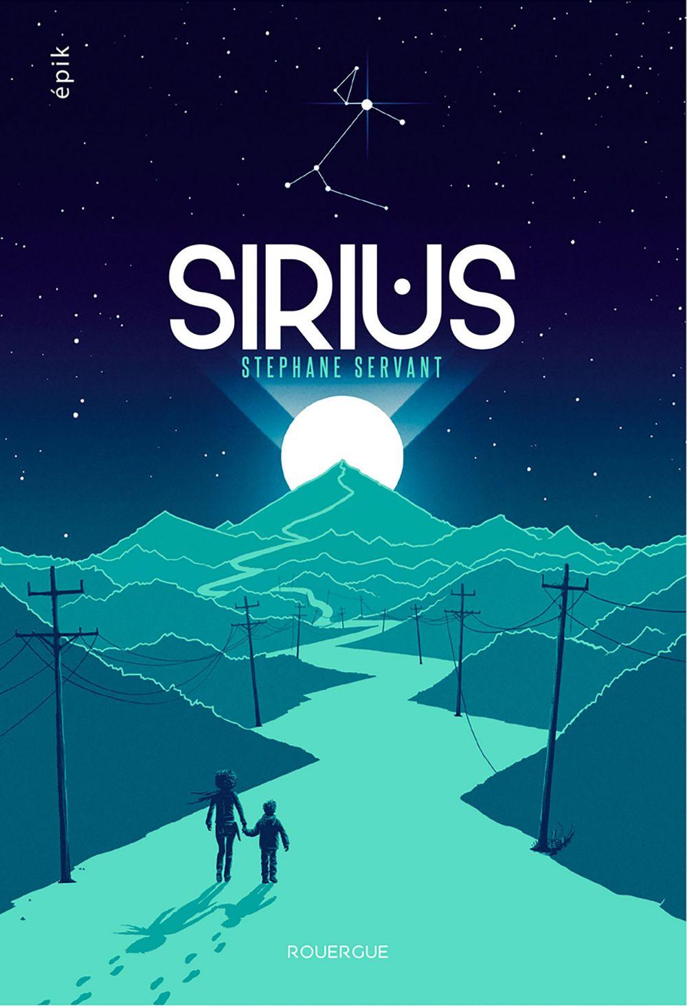 Sirius | Servant, Stéphane (1975-....). Auteur
