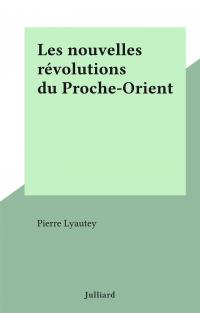 Les nouvelles révolutions d...