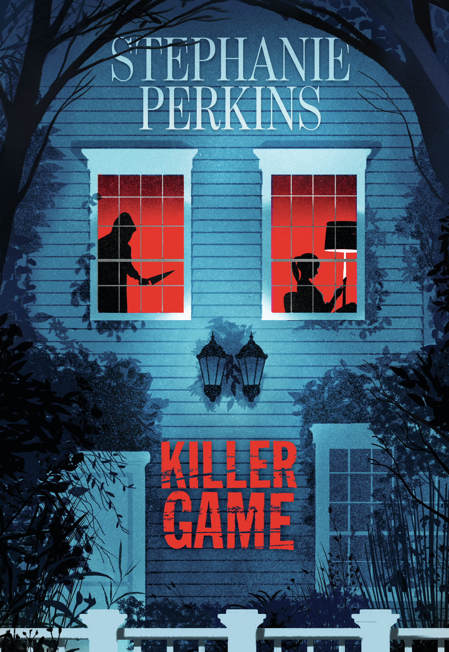Killer Game | Perkins, Stephanie