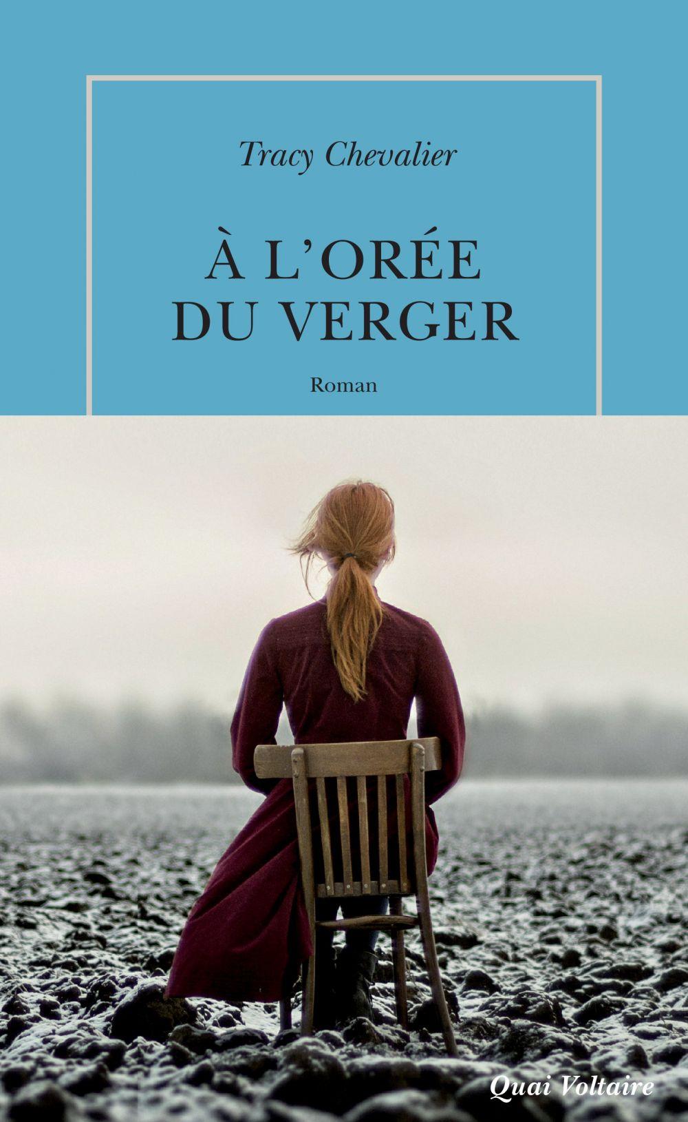À l'orée du verger | Chevalier, Tracy (1962-....). Auteur