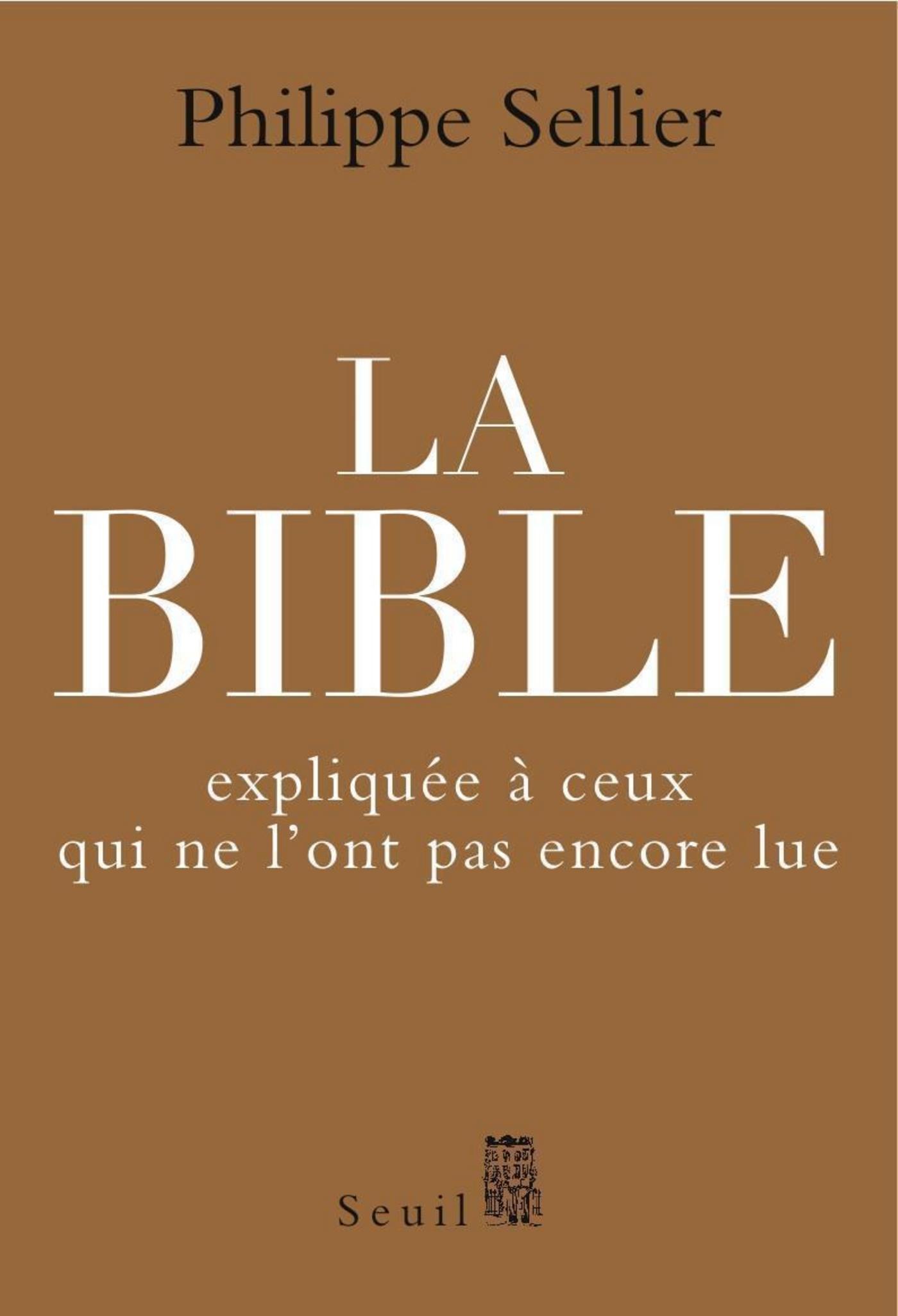 La Bible expliquée à ceux qui ne l'ont pas encore lue
