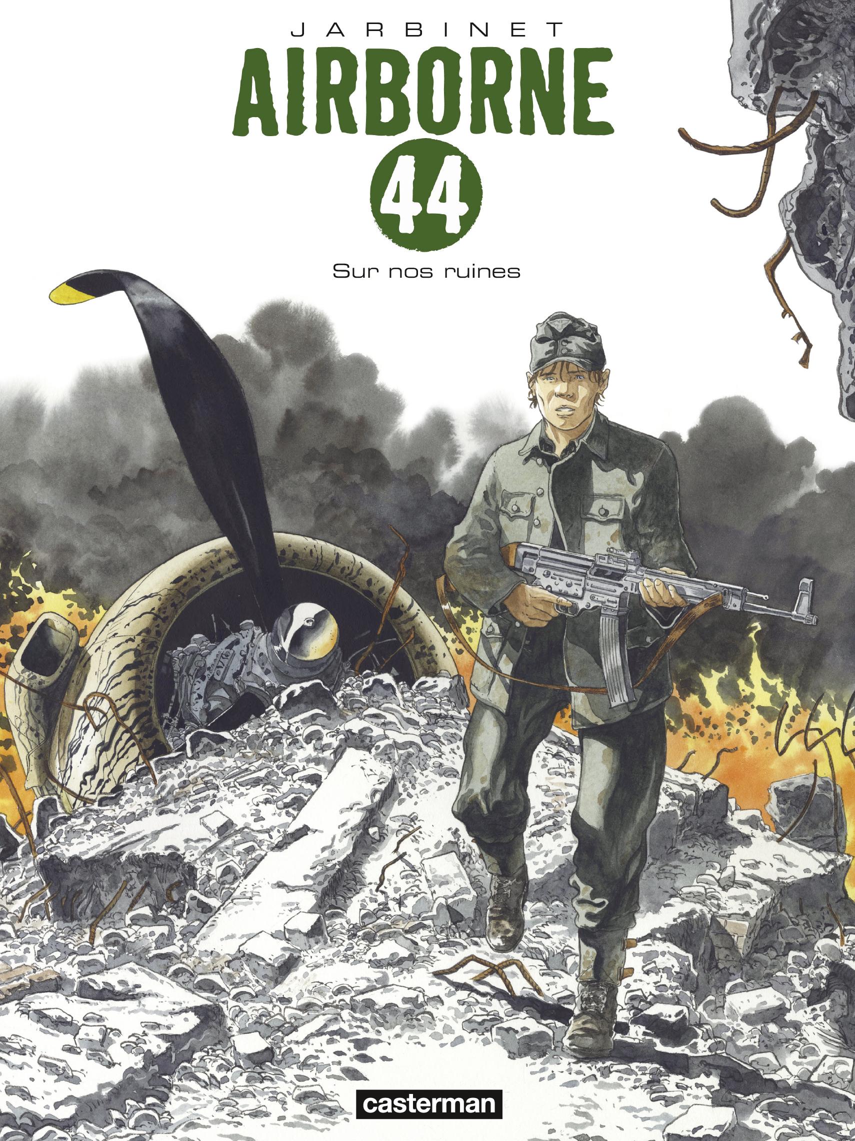Airborne 44 (Tome 8)  - Sur...