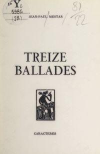 Treize ballades