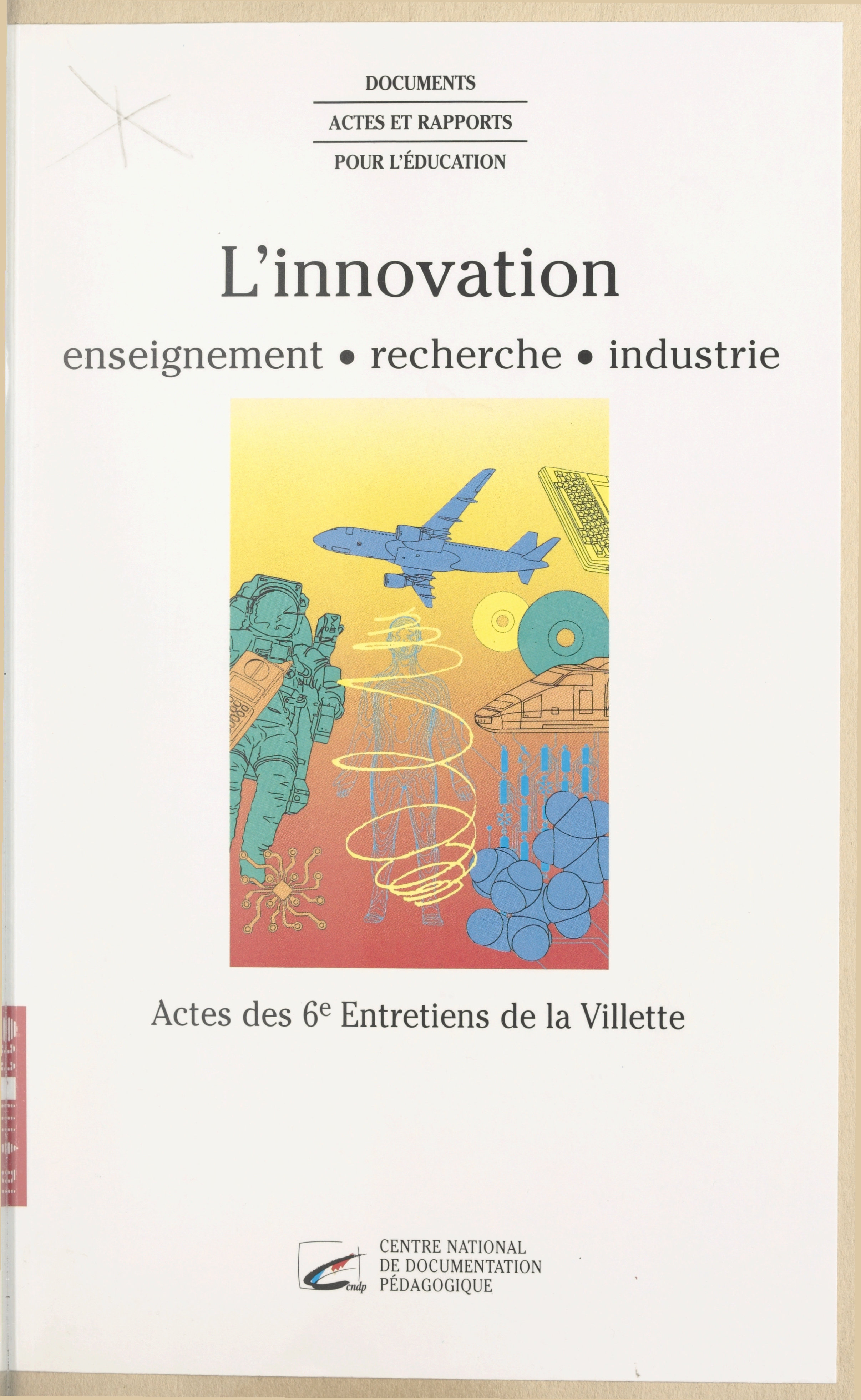 L'innovation : enseignement...