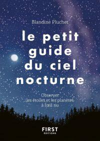 Cover image (Le Petit Guide du ciel nocturne)