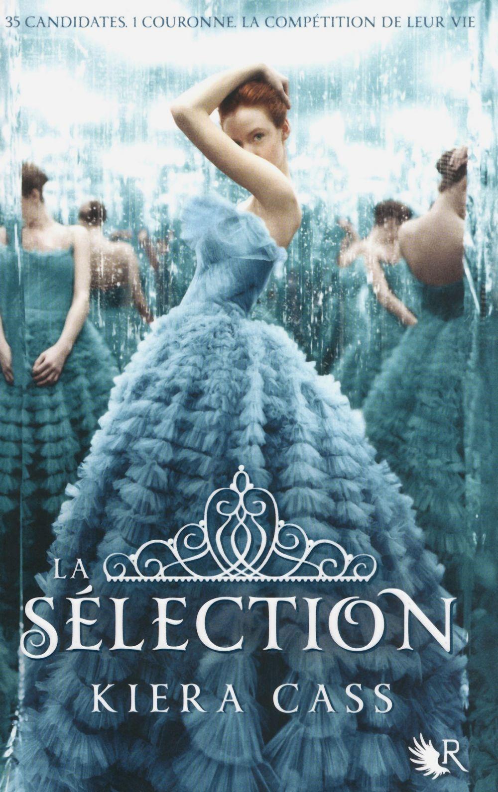 La Sélection - Livre I | Cass, Kiera (1981-....). Auteur
