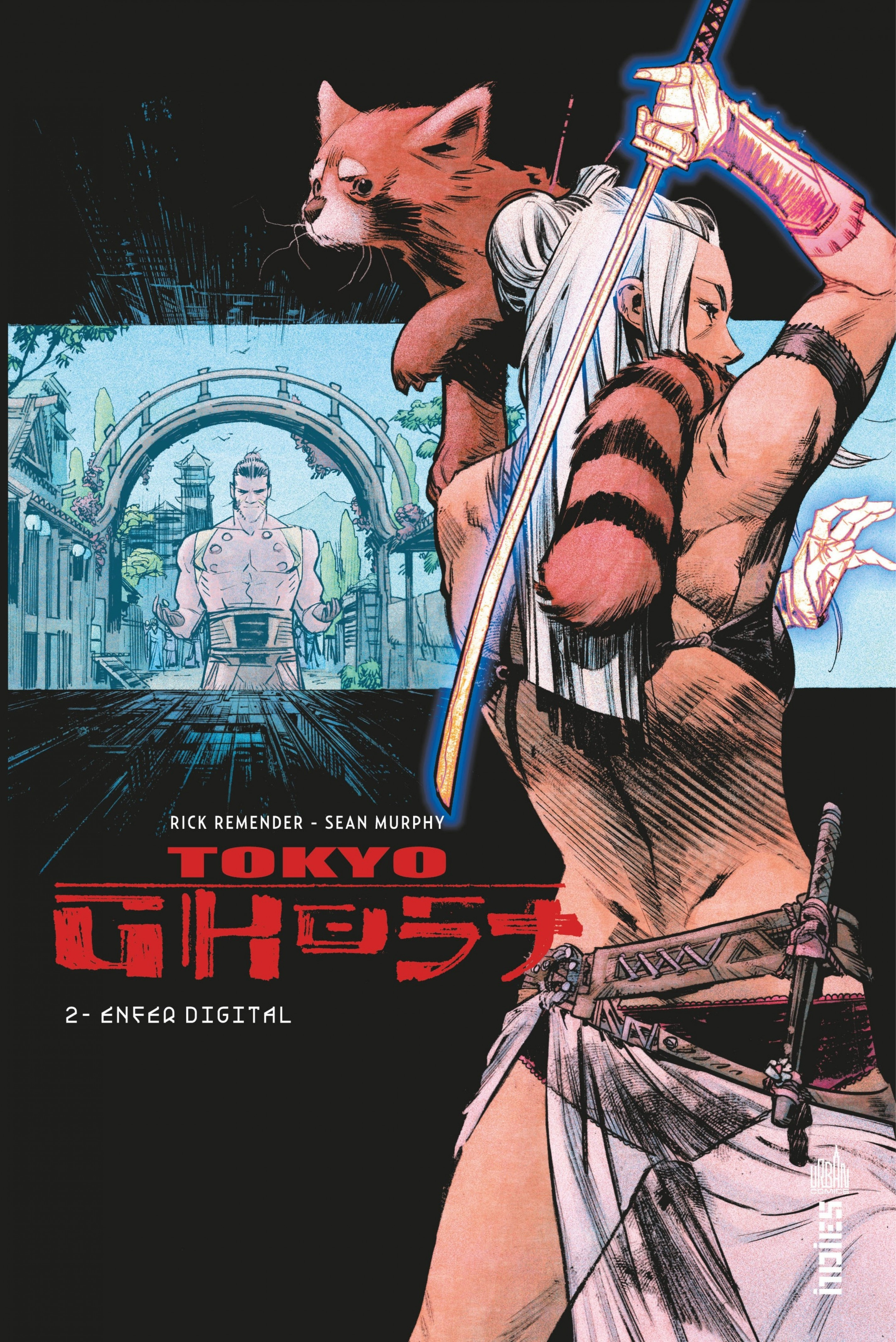 TOKYO GHOST - Tome 2 - TOKY...