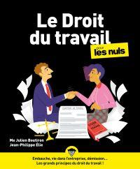 Le droit du travail pour les Nuls, grand format, 5è éd | BOUTIRON, Julien. Auteur