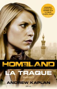 Booklet Homeland, La Traque
