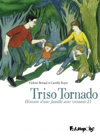 Triso Tornado | Bernad, Violette (1981-....). Auteur