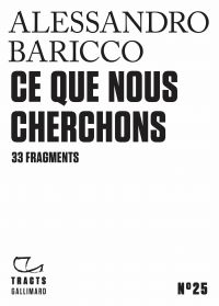 Tracts (N°25) - Ce que nous...