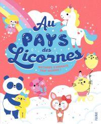 Cover image (Au pays des licornes)
