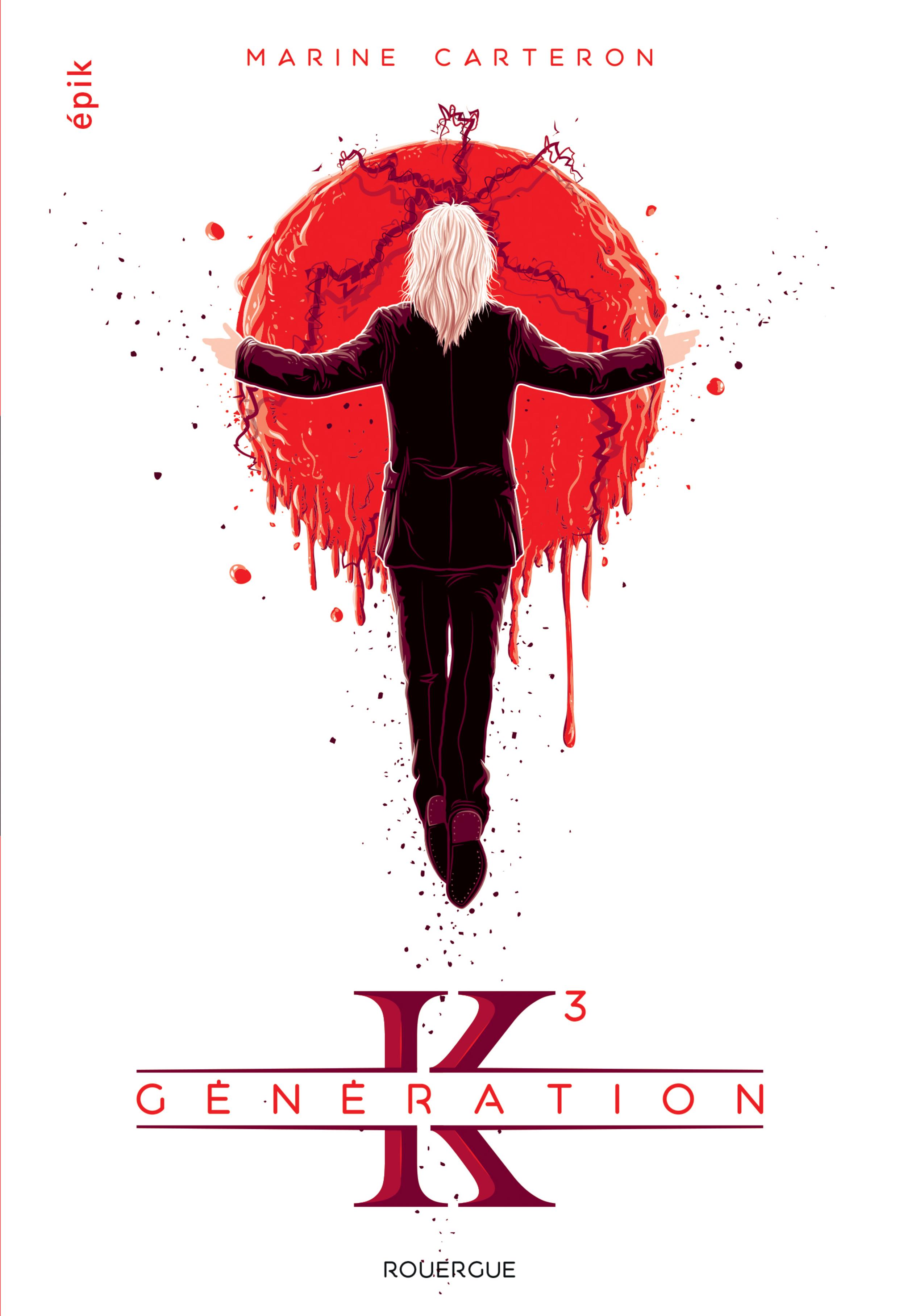 Génération K - Tome 3 | Carteron, Marine