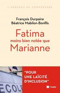Image de couverture (Fatima moins bien notée que Marianne...)