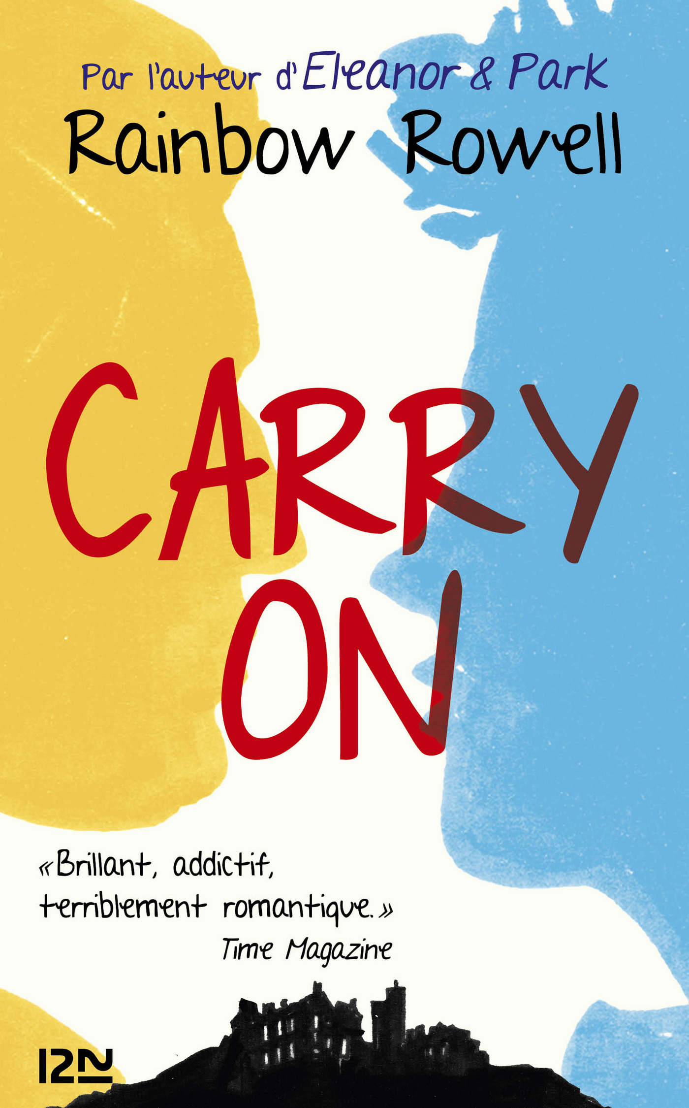 Carry On | ROWELL, Rainbow
