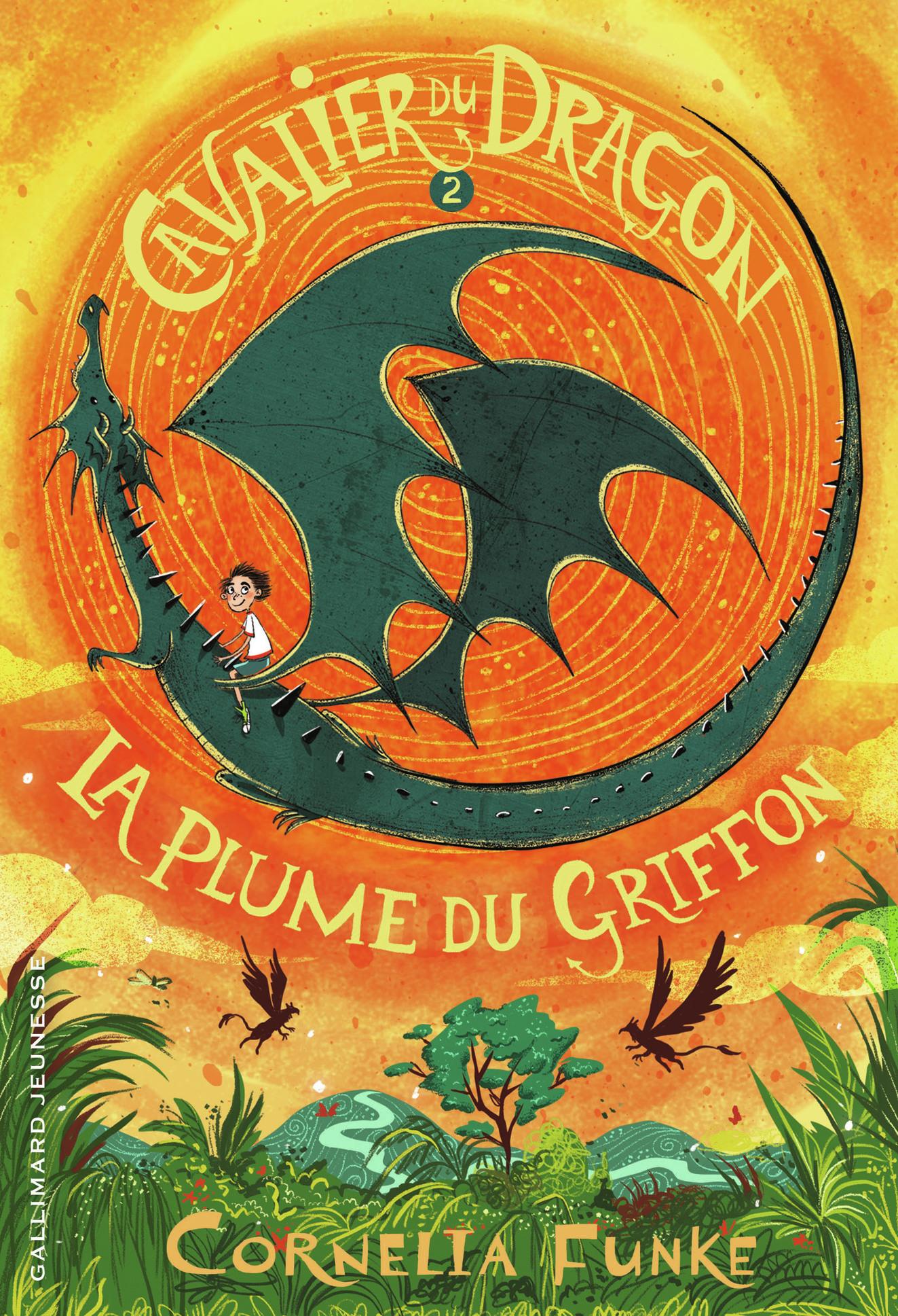 Cavalier du dragon (Tome 2) - La Plume du Griffon | Funke, Cornelia