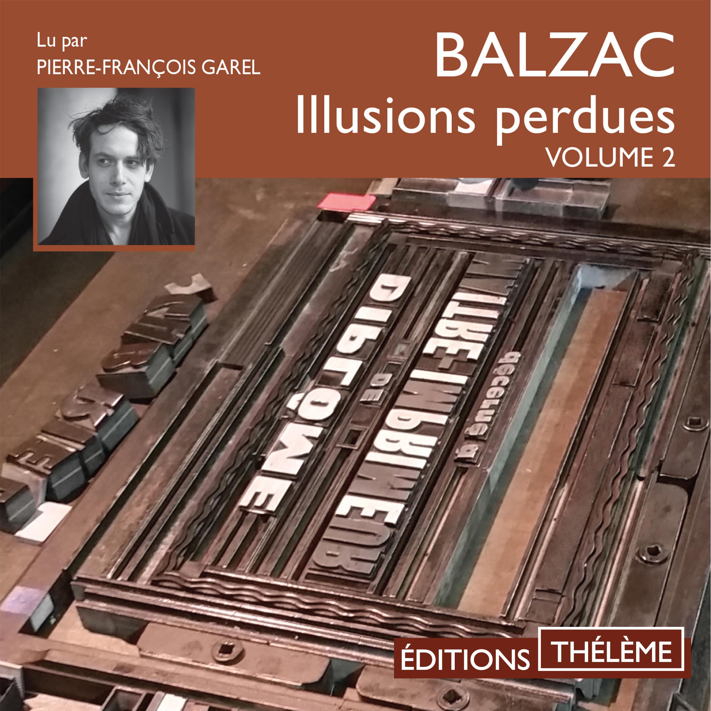 Illusions perdues (Volume 2)